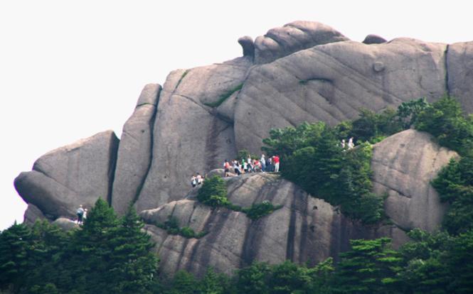 世界自然与文化遗产黄山一日游